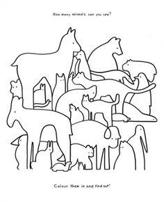 How Many Animals   Shiro to Kuro