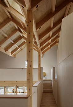Four Rectangles by Jun Igarashi Architects
