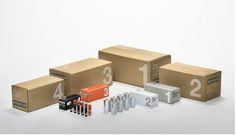 Cardboard Packaging for Batteries