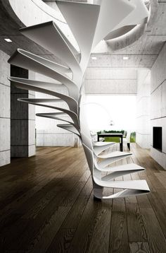 CJWHO ™ (Disguincio | Folio) #design #interiors #photography #architecture #stairs