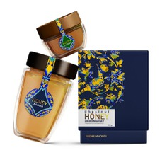 Chestnut Honey Concept on Packaging of the World - Creative Package Design Gallery