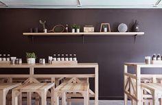 Canalla #interior #shop #restaurant #futura #manifiesto