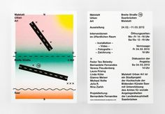 malstatt urban art : Studio Laucke Siebein #print #design #graphic #flyer