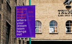 Silicon Milkroundabout banner by Onwards