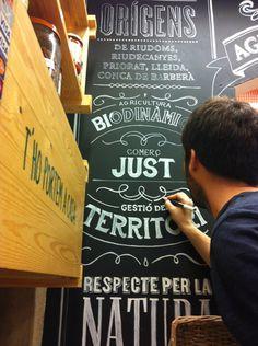 """Mural \""""El Maset\"""""""