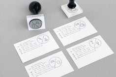 mind design #stamps #cards #business