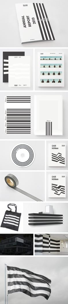 TIN CAN - visual identity on Behance #patterns