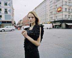 Oyster Magazine 1 : MadsTeglers #gtgatan #sweden #stockholm #girl