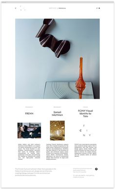 Finnish Cultural Institute web site on wow-web #website #wow-web #design #web