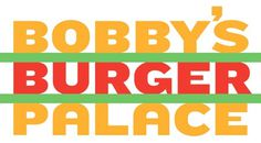New Work: Bobby's Burger Palace | New at Pentagram | Pentagram #burger #new #palace #pentagram #bobbys #work
