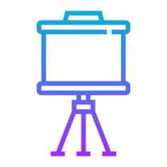 See more icon inspiration related to board, projection screen, whiteboard, projection, educational, education, tools, screen, tool and school on Flaticon.