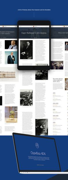 Faberge Museum on Behance