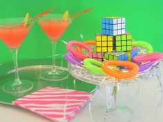 summer \'80s party