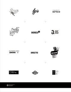 Logofolio 2010 #logo #minimalism #typography