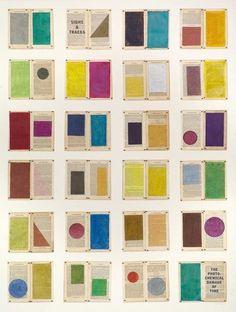 William Kentridge   Colour Chart, 2013   Artsy