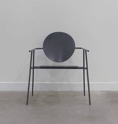 Two Circles Chair by Kebei Li #chair #furniture #minimal