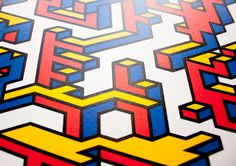 Representation — Peter Judson #patterns