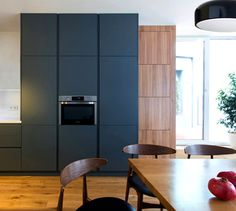 Functional and Stylish Apartment by Lugerin Architects - #decor, #interior, #homedecor,