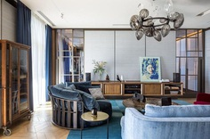 Pechersky Apartment in Kiev by DreamDesign Studio