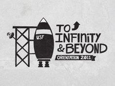 Dribbble - To Infinity & Beyond by Alexander C. Sprungle #cute #illustration #fun