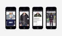app design #layout #app #gui #typography