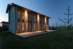 Barn House Recovery by Archiplan Studio -  #architecture, #house, #home,