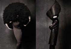 Fashiontography: Peter Gray x Masa Honda | Asia Beauty Expo 2010