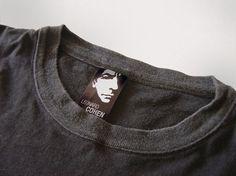 22DG Portfolio Leonard Cohen T-Shirt