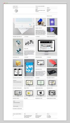 Lundgren+Lindqvist(a great grid based approach) #layout #website #web #web design