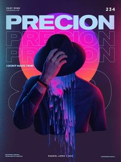 Easy Mind – Precion by Magdiel Lopez