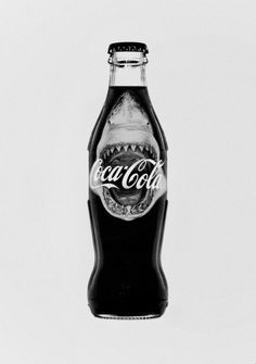 alecerri #coke #coca #jaws #photography #cola