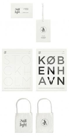 Still Light : Klas Ernflo #card #identity #business #typography