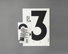 Larissa Kasper #print #ch #black #typography