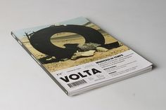 VOLTA on the Behance Network #brandlab
