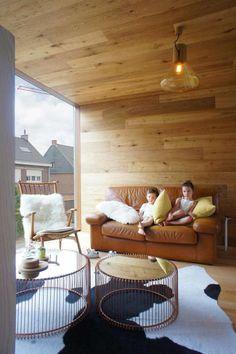 Kevin House in Haaltert, Belgium, Atelier Vens Vanbelle 5