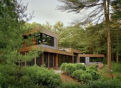 WANKEN - The Blog of Shelby White » Murdock Young + Kettle Hole House #young #murdock #contemporary #wood #architecture