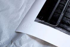 Maythorpe. » JCP Studios #embossing #stamp #print #identity #logo #booklet