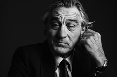 Robert De Niro by Hedi Slimane | COVER