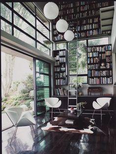 KCoPJf2VunbkqauaYp5tItRVo1_500.jpg 500 × 665 Pixel #architecture #bookshelves