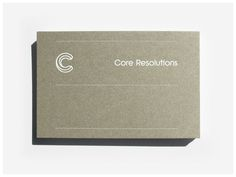 Core Resolutions Andreas Neophytou #logo