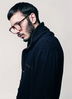 Vova | Jan 2013 on Behance #fashion