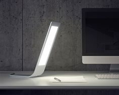 OLED Desk Lamp #light