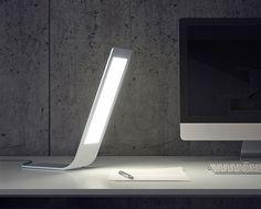 OLED Desk Lamp #light