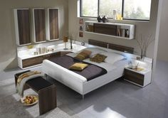 Great Contemporary Bed Inspiration Skeletal