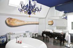 Andaz Amsterdam, Marcel Wanders interiors - www.homeworlddesign. com (12) #hotel #amsterdam