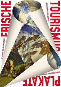 100 beste Plakate 2015 Erich Brechbühl #erichbrechbühl #100besteplakate