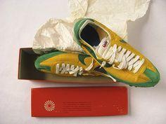 Wary Meyers #1973 #shoes #waffle #nike #vintage #trainers #oregon