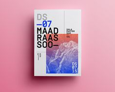 Quim Marin #poster #typography #grid