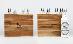 Ponysaurus Brewing Co. #packaging #beer #identity