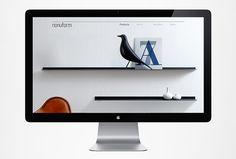 Nonuform by BVD #website #web design
